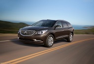 Rent Buick Enclave in Dubai Image