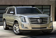 Rent Cadillac Escalade in Dubai Image