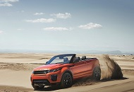 Enjoy the Range Rover Evoque Convertible in Dubai Image