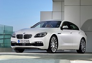 Rent BMW 6 Series in Dubai Image