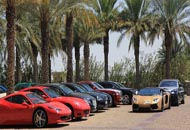 Rent Luxury Cars for Corporate Use in Dubai Image