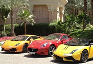 Rent a Luxury Car for a Special Occasion in Dubai Image