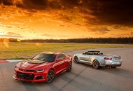 Camaro ZL1, a Car to Try in Your Holiday in Dubai Image