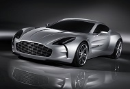 Aston Martin One-77 is a Fast and Furious Car Image