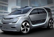 Chrysler Portal Concept, a Car with Futuristic Features Image