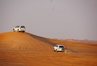 Rent an SUV and Enjoy a Safari Tour in Dubai image