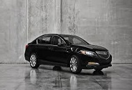 Rent Acura RLX in Dubai Image