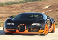 Bugatti Veyron Super Sport, a Powerful Car with 1,200 HP Image