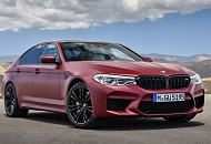 Meet the New BMW M5, First Edition Image