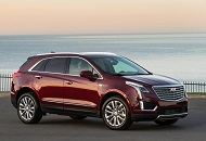 The Premium Cadillac XT5, a Powerful Crossover Image