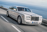The Luxurious Rolls Royce Phantom Image