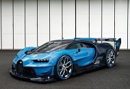 Get the Adrenaline with Bugatti Vision Gran Turismo image