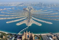 Visit Palm Jumeirah, the Artificial Archipelago in Dubai image
