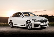 Rent BMW 7 Series in Dubai Image