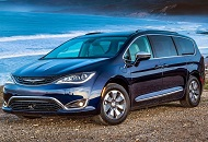 The New Chrysler Pacifica Hybrid is Ready to Impress Image