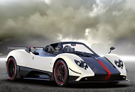 Pagani Zonda Cinque Roadster, a car in limited edition Image