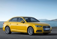 Audi A4 or the Interpretation of Elegance Image