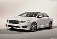 Rent Lincoln MKZ in Dubai Image