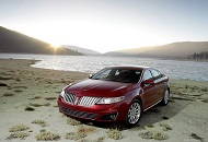Rent a Lincoln Luxury Car in Dubai Image