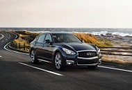 Rent Infiniti Q70 in Dubai Image