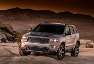 Enjoy a Jeep Grand Cherokee in a Safari Tour in Dubai Image