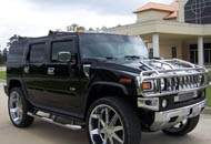 Rent a Hummer in Dubai Image