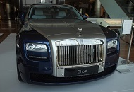 Rent Rolls Royce Ghost in Dubai Image
