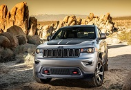 The Powerful Jeep Grand Cherokee Trailhawk Image