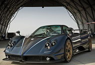 Rent Pagani Zonda in Dubai Image
