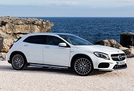 Drive a Mercedes-Benz GLA 45 AMG in Dubai image