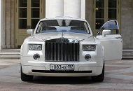 Rent Rolls Royce Phantom in Dubai image
