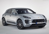 Is It a Sports Car or an SUV? Check Out the Porsche Macan Turbo image