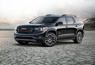 Rent GMC Acadia in Dubai Image
