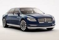 Enjoy the Luxury and Comfort of the New Lincoln Continental image