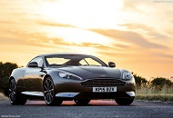 Rent Aston Martin DB9 in Dubai Image