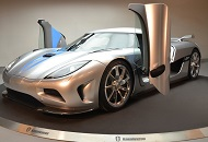 Koenigsegg Agera, a Superfast Sports Car Image