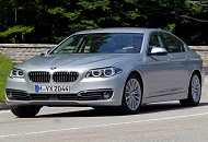 The New BMW 5-Series is Expected to Be Revealed in 2017 Image