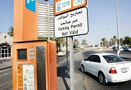 Parking Rates in Dubai image