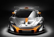 McLaren P1, a Performant Competition Car Image