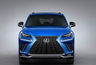 Lexus NX Delivers Performances and Refinement image