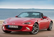 Rent Mazda MX-5 in Dubai Image