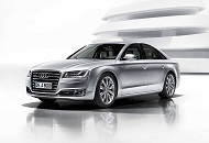 Rent Audi A8 in Dubai Image