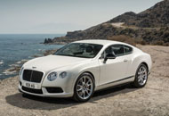 Rent a Bentley in Dubai Image