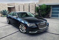 Rent Chrysler 300 in Dubai Image