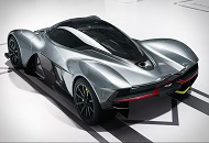 Aston Martin AM-RB 001 is the Fastest Street-Legal Car image