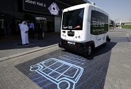 Driverless Cars in Dubai, a Project for 2030 image