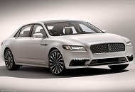 Meet Luxury and Elegance on a Lincoln Continental 2017 image
