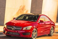 Drive the 2017 Mercedes-Benz CLA 250 in Dubai Image