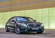 Dare and Try a Mercedes-Benz S-Class image
