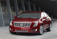 Rent Cadillac XTS in Dubai Image